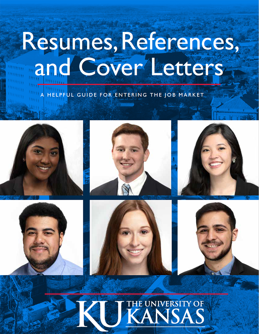 Resumes, References, and Cover Letters How-to-Guide
