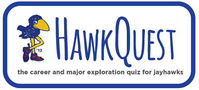 HawkQuest the career and major exploration quiz for jayhawks