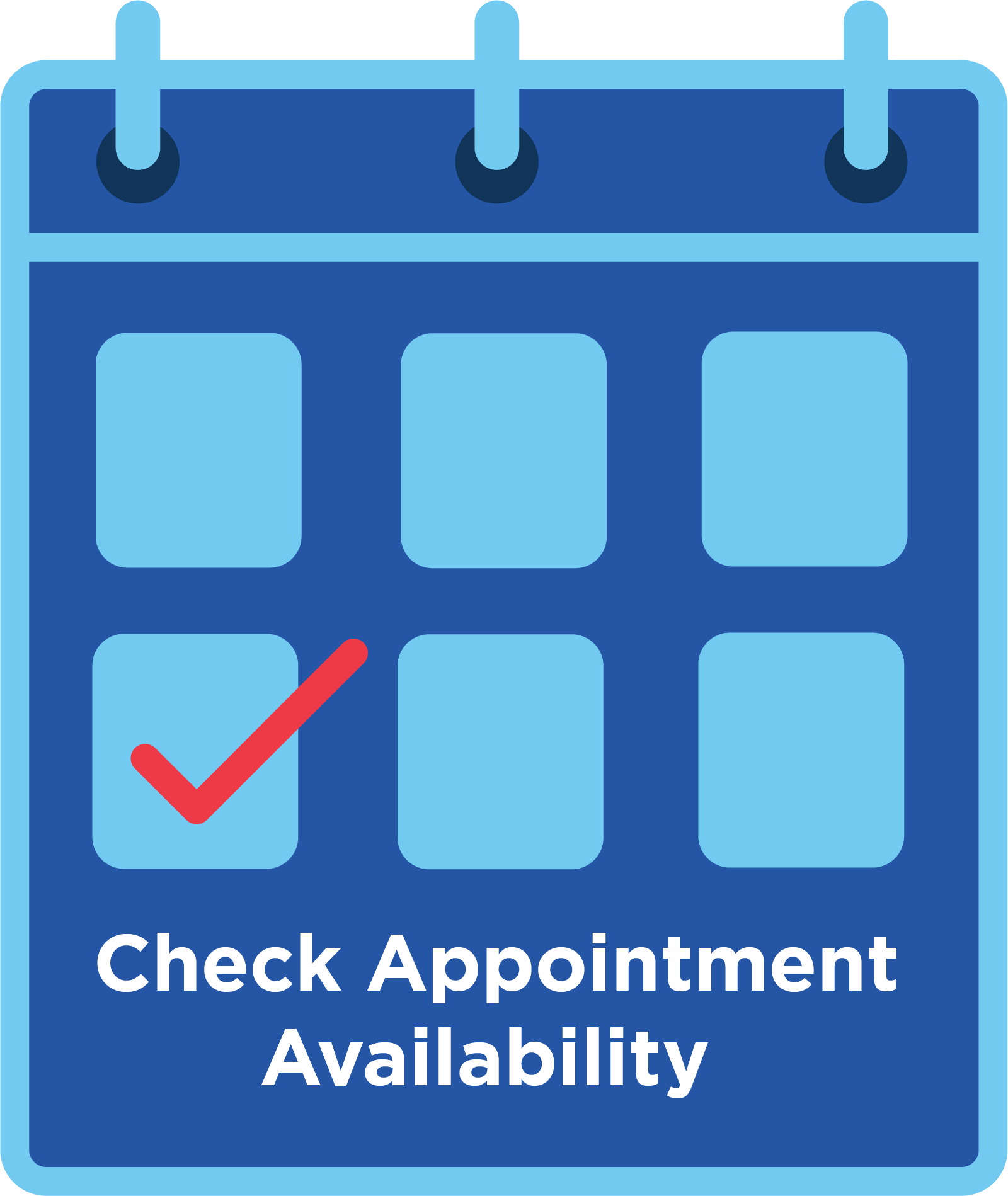 appointment availability