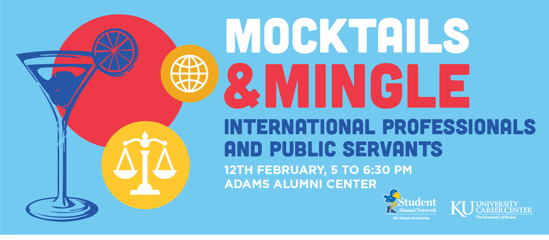 Mocktails and Mingle: Public Servants