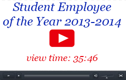 Student Employee of the Year Video, 35:46