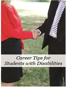 Career Tips for Students with Disabilities